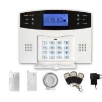 GSM alarmy