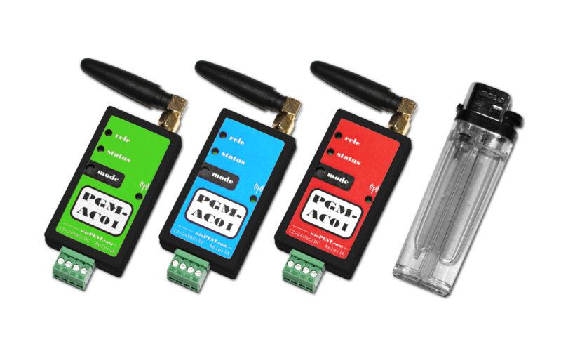 Nový GSM klíč PGM-AC01